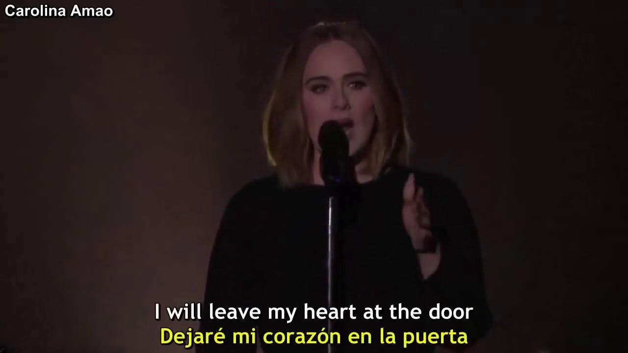 画像: Adele - All I Ask (Live 2016) (Lyrics) www.youtube.com