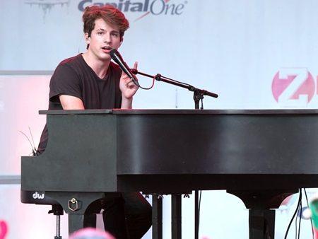 画像: 今月11日に、ジングル・ボールに出演したチャーリー。