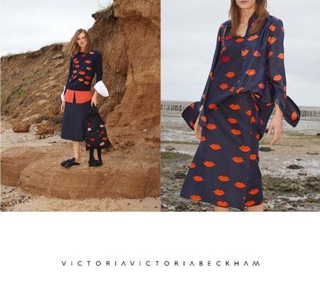 画像: Victoria Victoria Beckhamのプレサマー・スプリングのアイテム。