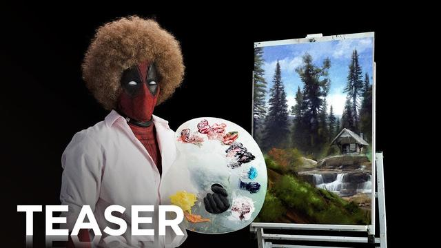 "画像: Deadpool's ""Wet on Wet"" Teaser www.youtube.com"