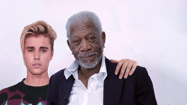 画像: Morgan Freeman Cover - Love Yourself - Justin Bieber www.youtube.com