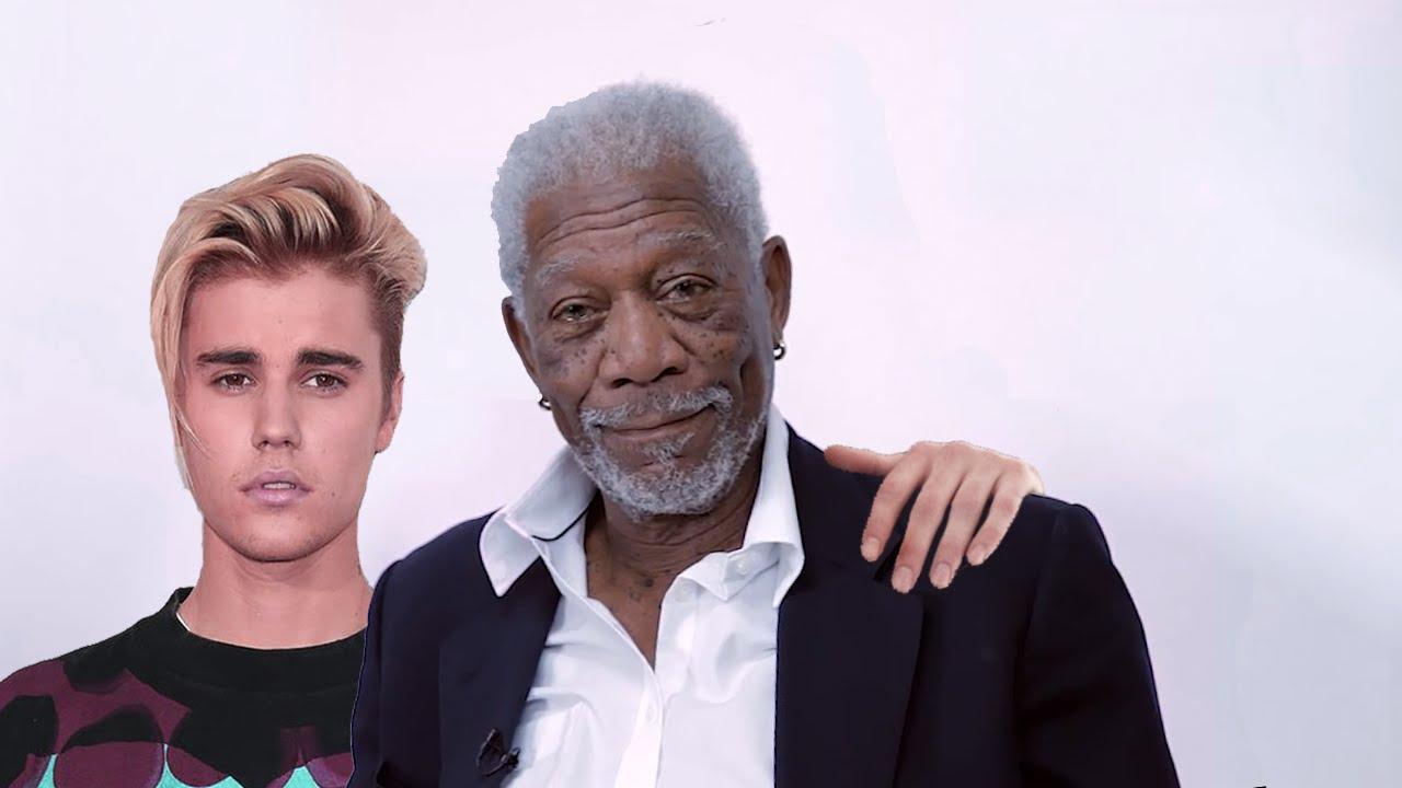 画像: Morgan Freeman Cover - Love Yourself - Justin Bieber www.youtube.com