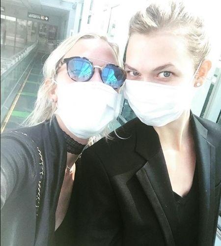 画像1: 人気モデルカーリー・クロスが来日!日本では一体何をしたの?