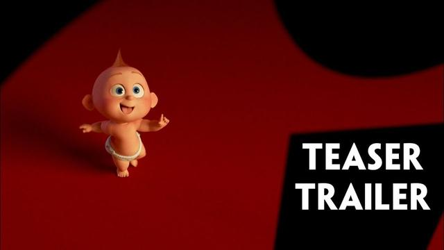 画像: Incredibles 2 Official Teaser Trailer www.youtube.com
