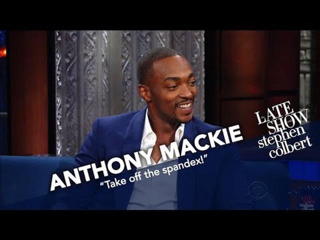 画像: Anthony Mackie Shares A Hometown And Alma Mater With Jon Batiste www.youtube.com