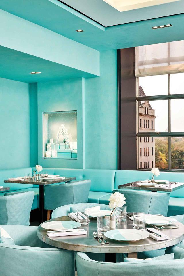 画像: 『ティファニーで朝食を』が実現!NY本店にカフェがオープン