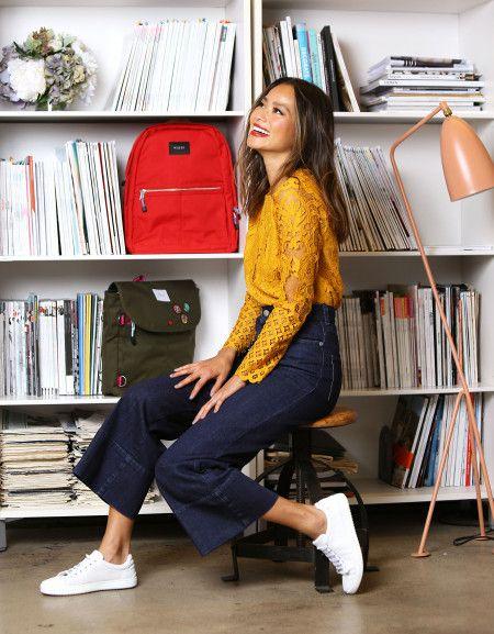画像2: 日本でも買える! ジェイミー・チャンのチャリティコラボ・バッグがカワイイ!!