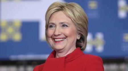 画像: ヒラリー・クリントン