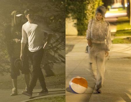 画像3: 【写真アリ】ジャスティン元恋人ソフィアとベッカム長男が夜の外出で急接近
