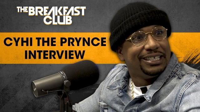 画像: CyHi The Prynce On Writing For Kanye West, Getting Out Of Def Jam, New Album + More youtu.be