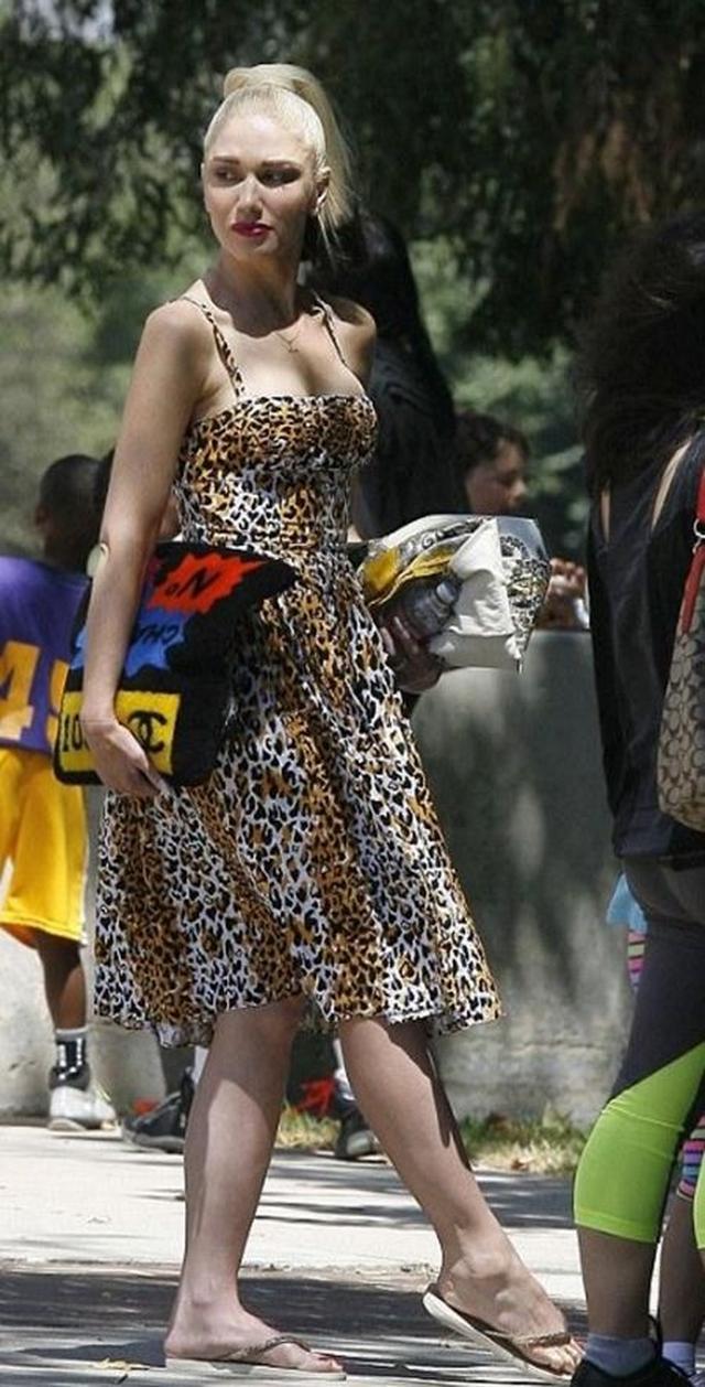 画像: やっぱり可愛い! 夏に着るレオパードのスタイリングに注目!!