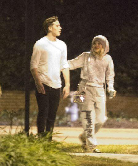 画像2: 【写真アリ】ジャスティン元恋人ソフィアとベッカム長男が夜の外出で急接近