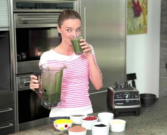 画像: スーパーフード満載!ミランダのキレイをつくる最新スムージーレシピを徹底解剖