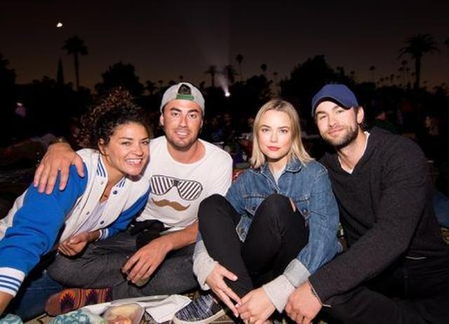 画像: 左からジェシカ、スコッティ、レベッカ、チェイス。