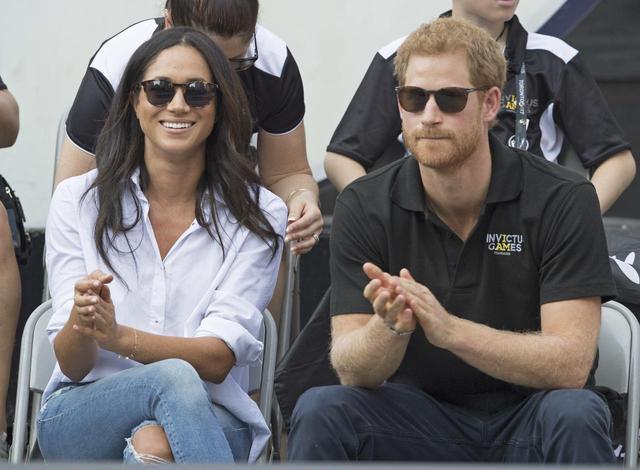 画像: 【速報】英ヘンリー王子、女優メーガン・マークルと正式に婚約!