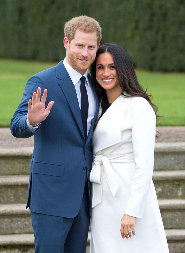 画像: ヘンリー王子&米女優との婚約にドラマ恋人役俳優がジョーク交じりに祝福