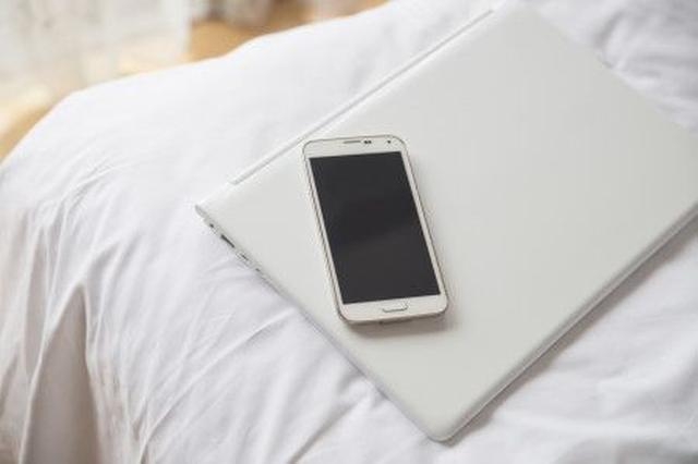 画像2: ミランダ・カーはテクノロジーで眠る