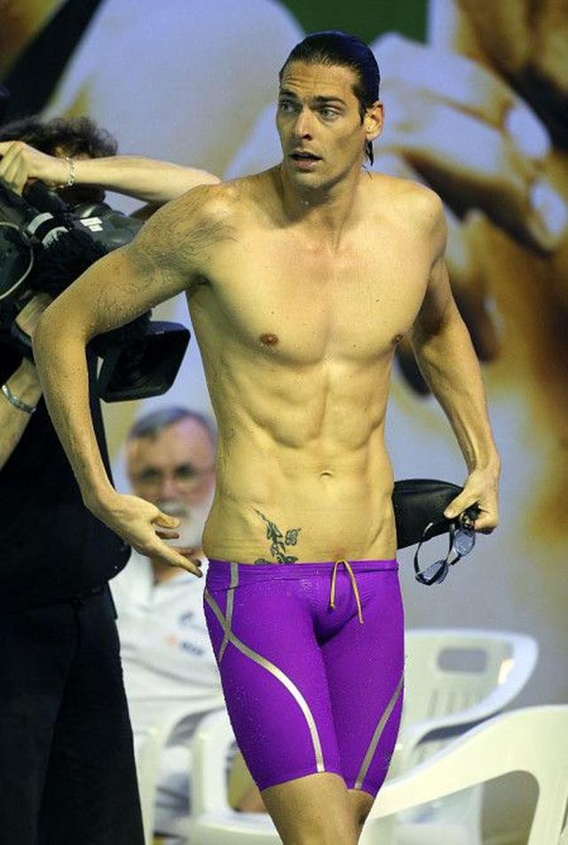 画像: カミーユ・ラクール(競泳) フランス 31歳