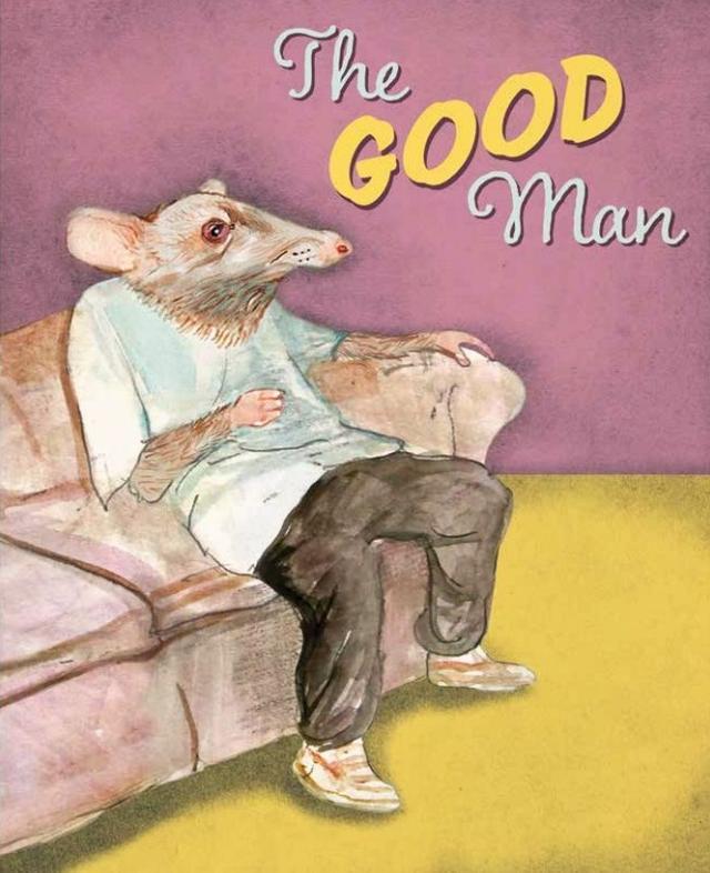 画像1: 実話が題材の絵本「いい人」
