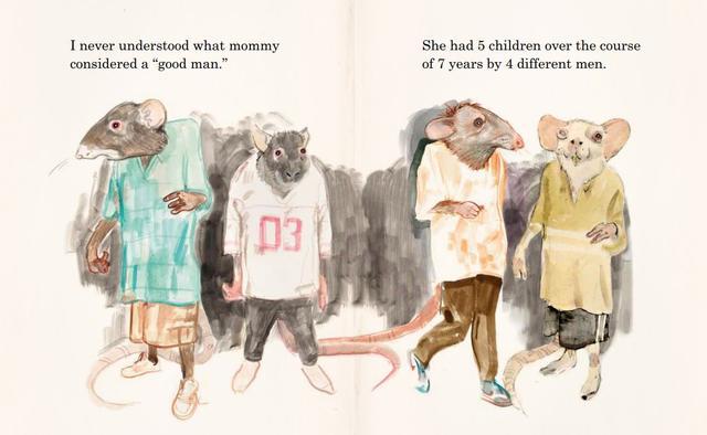 画像2: 実話が題材の絵本「いい人」