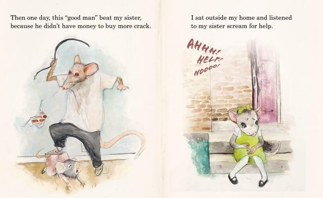 画像4: 実話が題材の絵本「いい人」