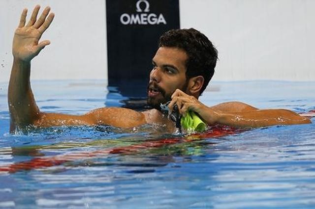 画像: アンドレ・ブラジル(競泳)ブラジル 32歳