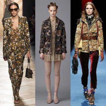 画像: 左から:Bottega Veneta、Valentino、Dsquared2