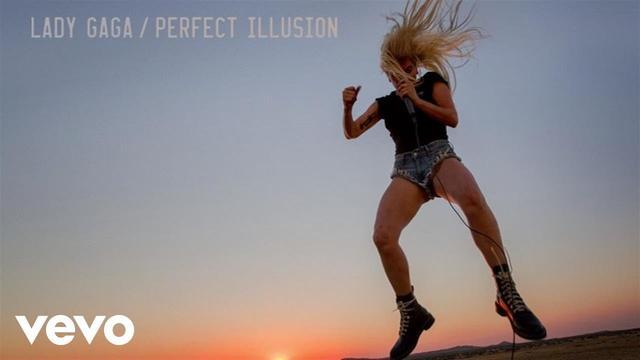 画像: Lady Gaga - Perfect Illusion (Audio) youtu.be