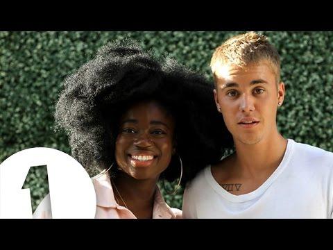 画像: BBC Radio 1 hangs out at Justin Bieber's House youtu.be