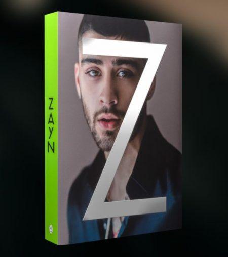 画像: 『ZAYN』の表紙。