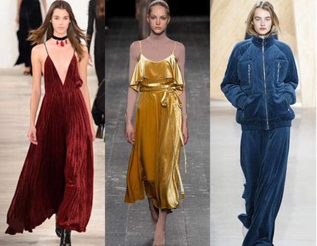 画像: 左から:Ralph Lauren, Valentino, Lacoste