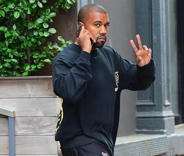 画像1: カニエ・ウェストが「携帯電話を捨てた」と脱スマホ宣言するが、ファンからあるつっこみ