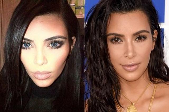 画像: ⒸKim Kardashian