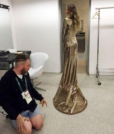 画像3: 世界一稼ぐモデル、ジゼル・ブンチェンがリオ五輪の開会式で一夜限りの復帰