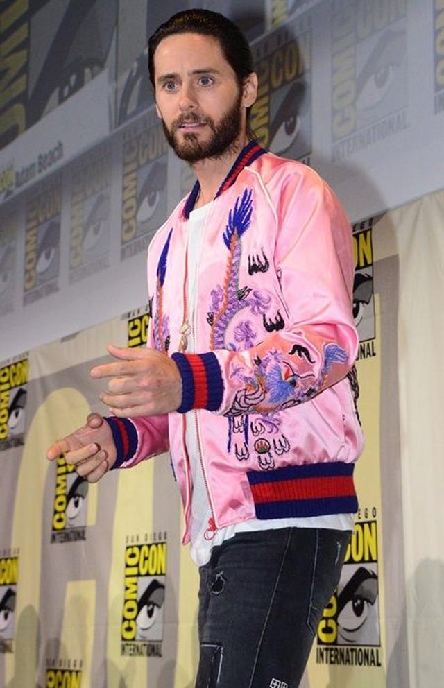 画像: ジャケットはGucci。