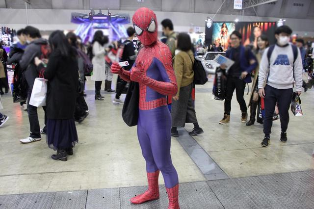 画像: ジャパニーズスパイダーマンさん