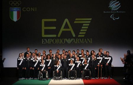 画像: イタリア Emporio Armani(エンポリオ・アルマーニ)