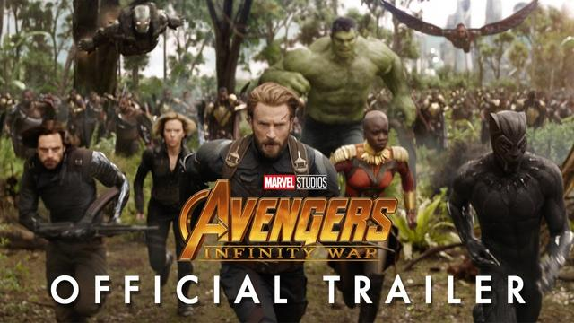 画像: Marvel Studios' Avengers: Infinity War Official Trailer www.youtube.com