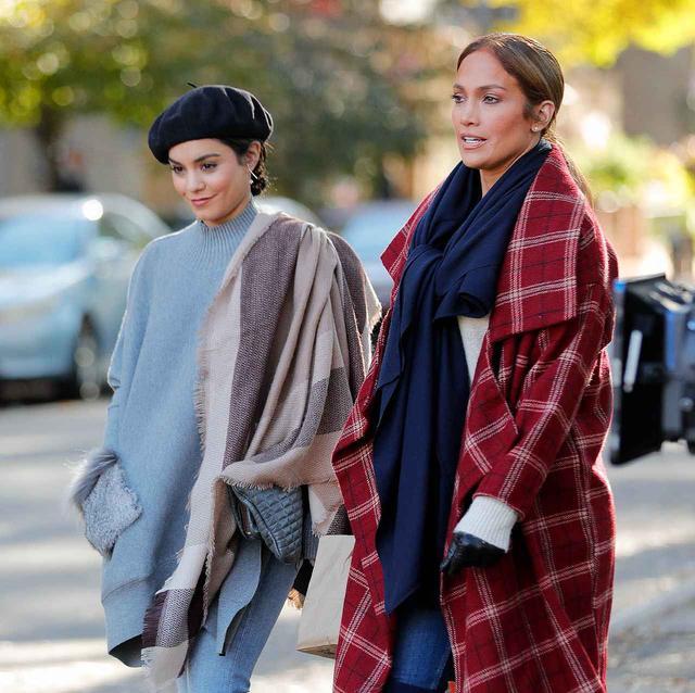 画像: 実業家役のヴァネッサのハイエンドな装いをはじめ、本作ではファッションにも注目。