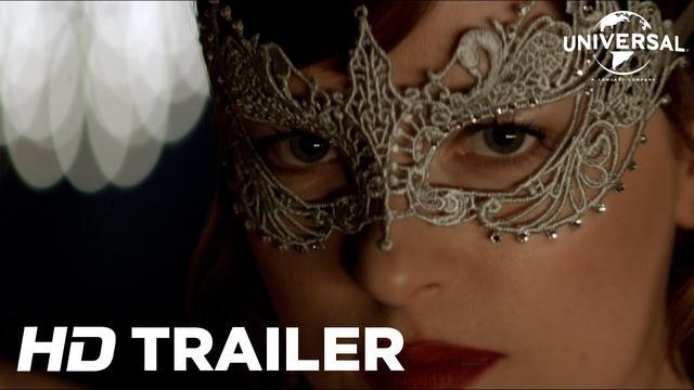 画像: Fifty Shades Darker - Official Trailer 1 (Universal Pictures) HD youtu.be