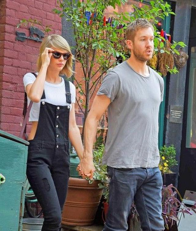 画像: テイラーとはファッションイベントで出会い、約1年交際。