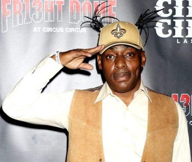 画像: 御年53歳のクーリオ。代表曲「ギャングスタズ・パラダイス」は1995年に全米チャートで最もヒットした曲として知られている。