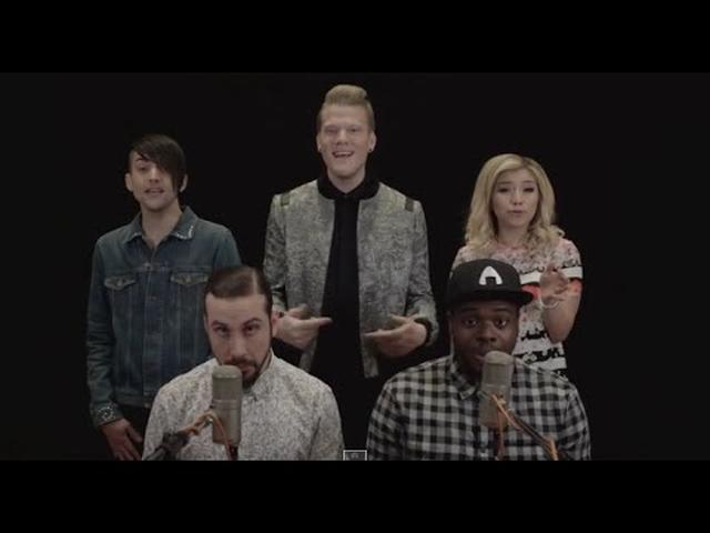 画像: Evolution of Michael Jackson - Pentatonix youtu.be