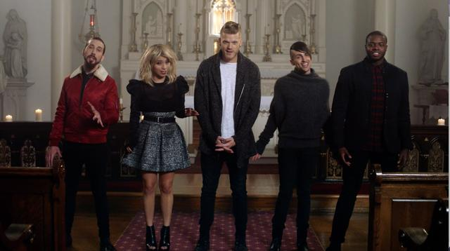 画像: [Official Video] Joy To The World – Pentatonix youtu.be