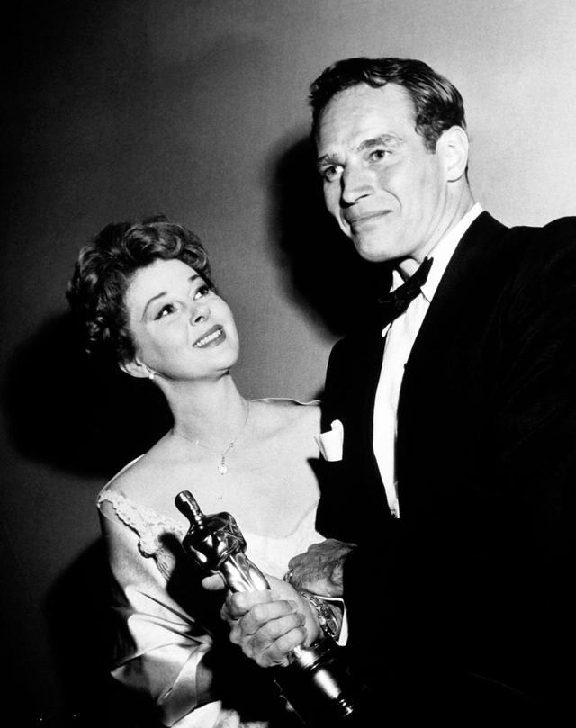 画像: 『ベン・ハー』の主演チャールトン・ヘストンは主演男優賞を受賞。