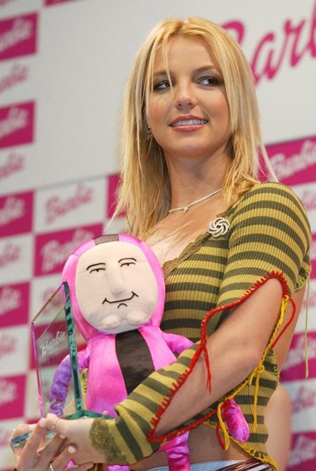 画像: 2001年の初来日時には、玩具会社主催のイベントで賞を受賞した。