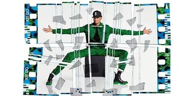 画像3: Kenzo×H&Mのコラボ・コレクションの最新ルックが続々お目見え!