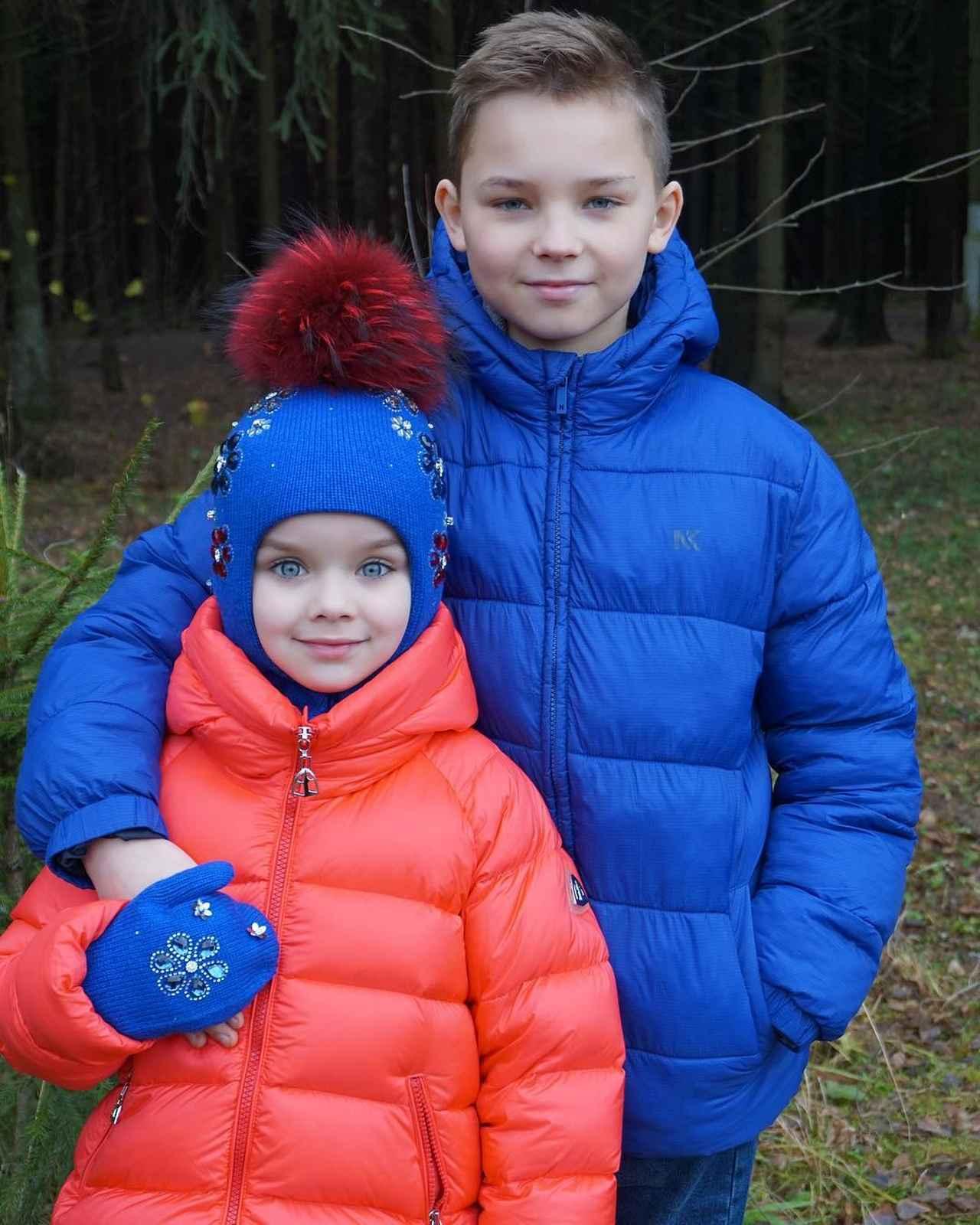 画像: ちなみにアナスタシアちゃんのお兄ちゃんもイケメン。 © anna_knyazeva_official