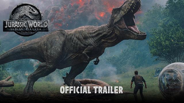 画像: Jurassic World: Fallen Kingdom - Official Trailer [HD] www.youtube.com