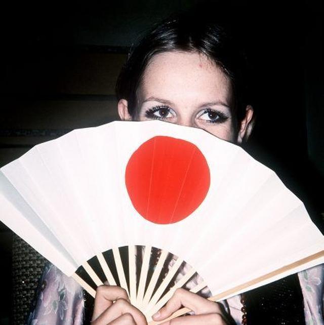 画像: 日本でも有名企業の広告やCMにも多数登場。親日家として知られ、その後も何度も来日している。